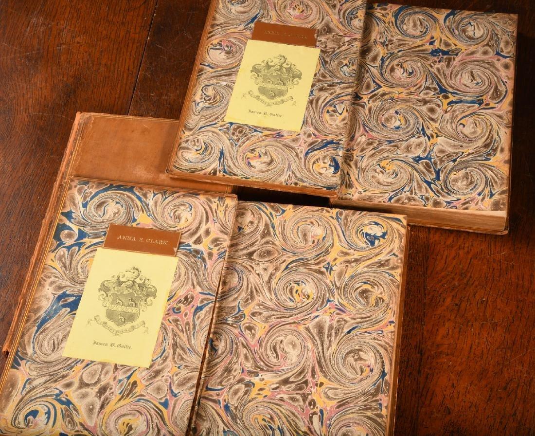 BOOKS: Dante 1819 2nd Ed Complete 3 Volumes - 3