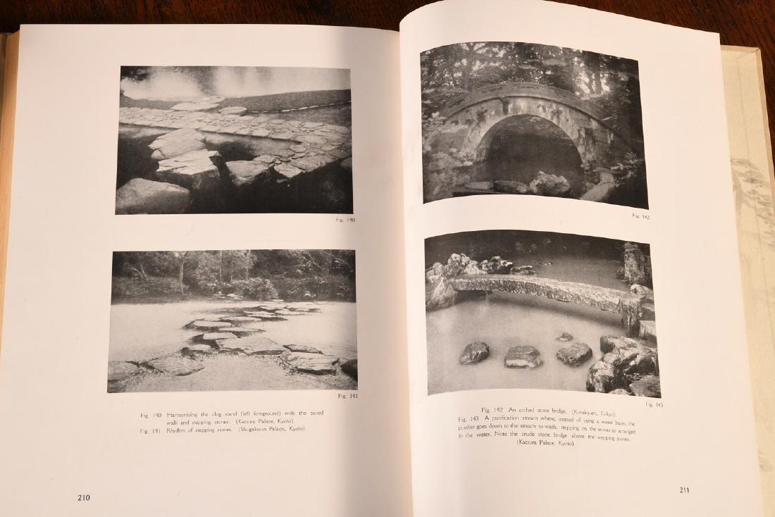 BOOKS: (9) Vols Gardening & Japanese Gardens - 7