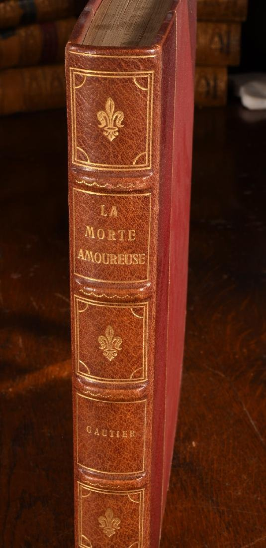 BOOKS: [Vampires] 1904 La Morte Amoureuse - 2