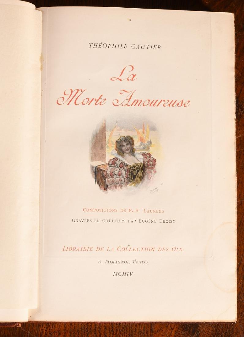BOOKS: [Vampires] 1904 La Morte Amoureuse - 5