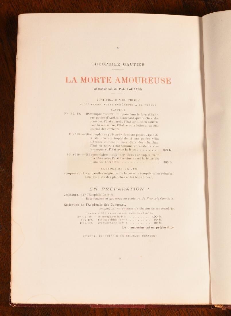 BOOKS: [Vampires] 1904 La Morte Amoureuse - 9