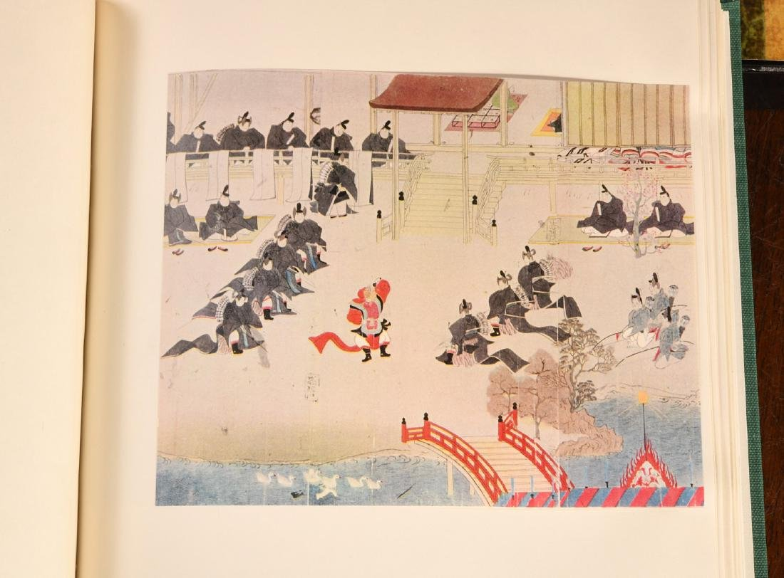 BOOKS: (7) Vols Japanese Prints and Painting - 4