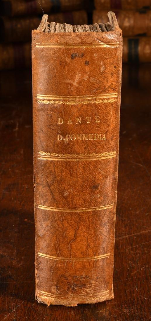 BOOKS: 1778 Dante La Divina Commedia - 2