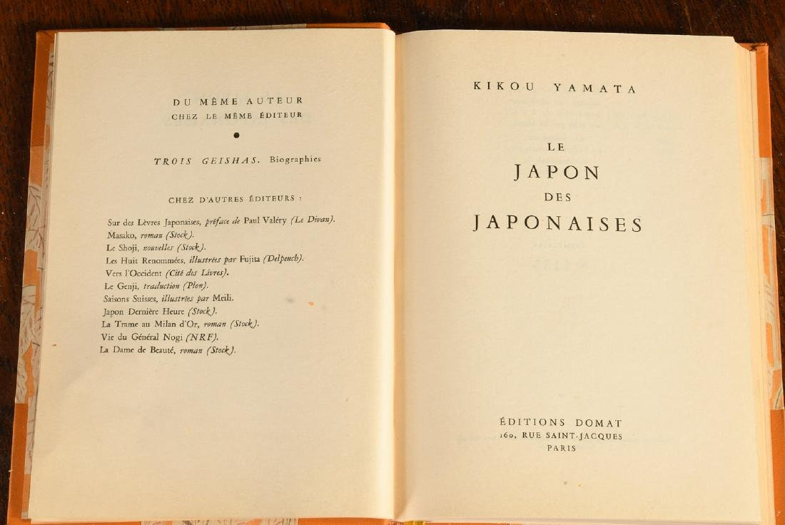 BOOKS: (9) Vols Vintage Japan Travel & Photos - 3
