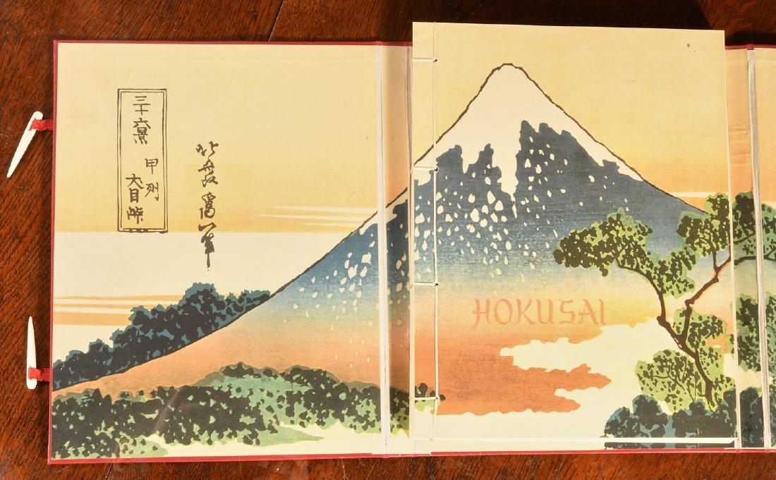 BOOKS: (4) Vols Japanese Prints Signed Ltd Ed - 3