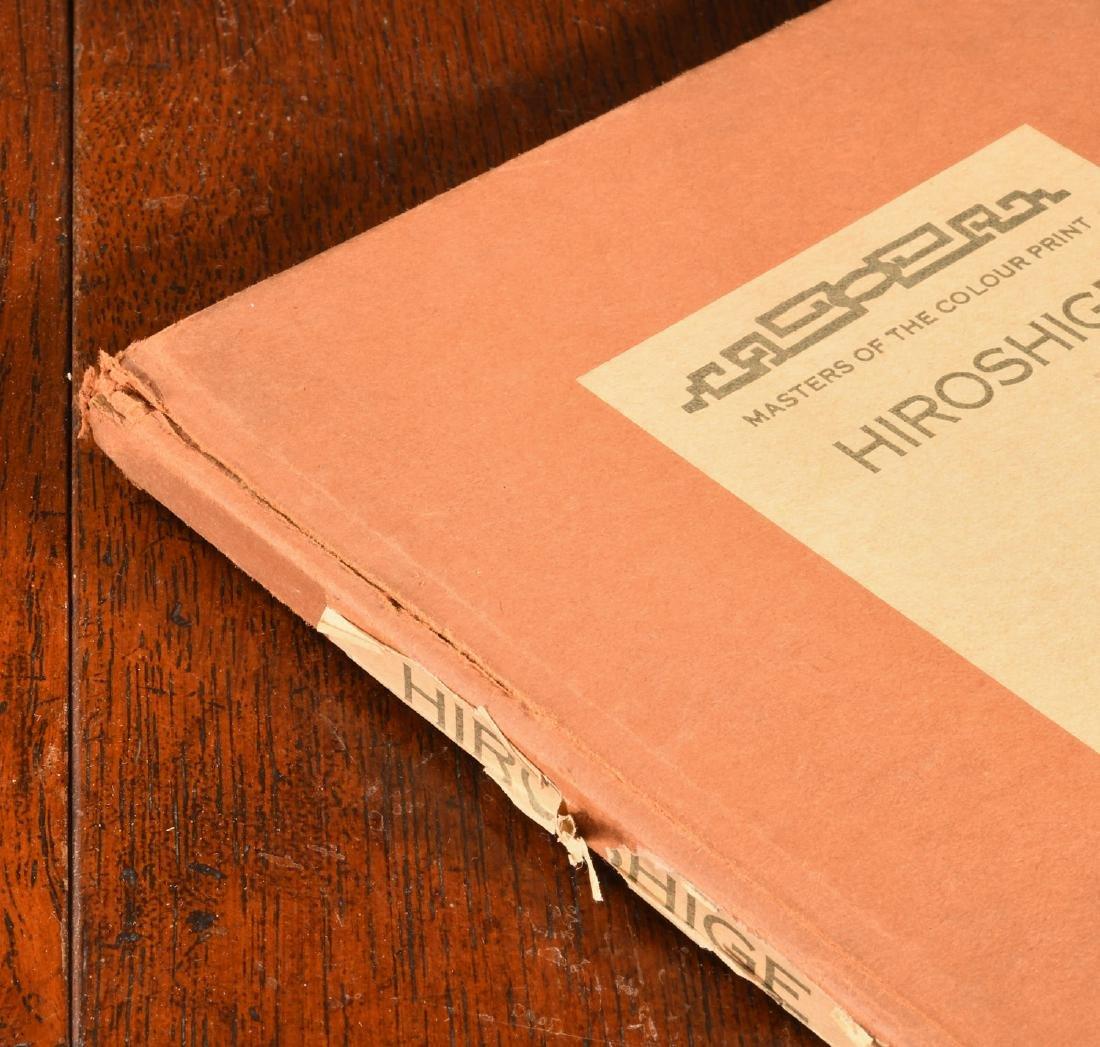 BOOKS: (4) Vols Japanese Prints Signed Ltd Ed - 5
