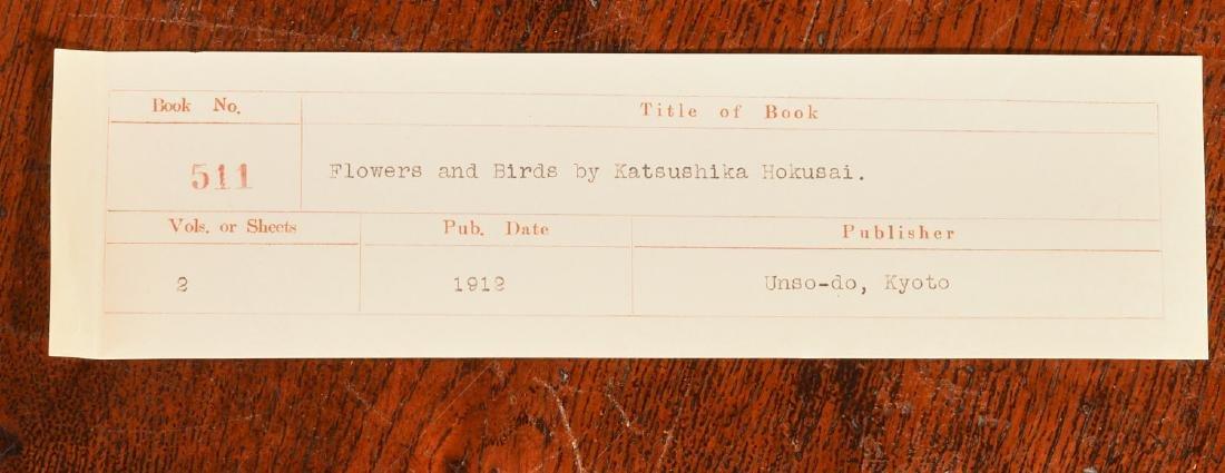 BOOKS: (4) Vols Japanese Prints Signed Ltd Ed - 9