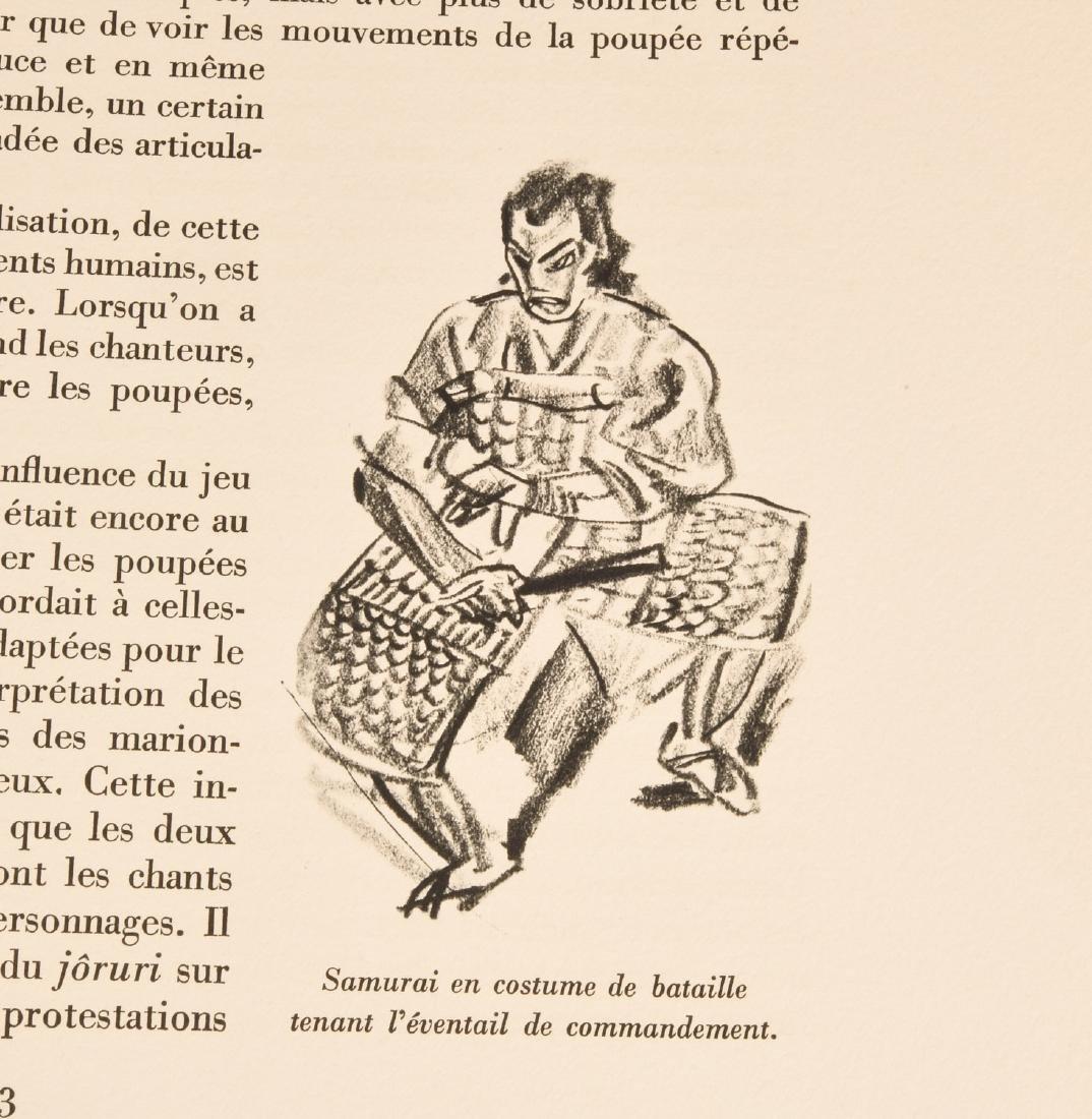 BOOKS: Le Theatre Japonais Kabuki 1933 Iacovleff - 4