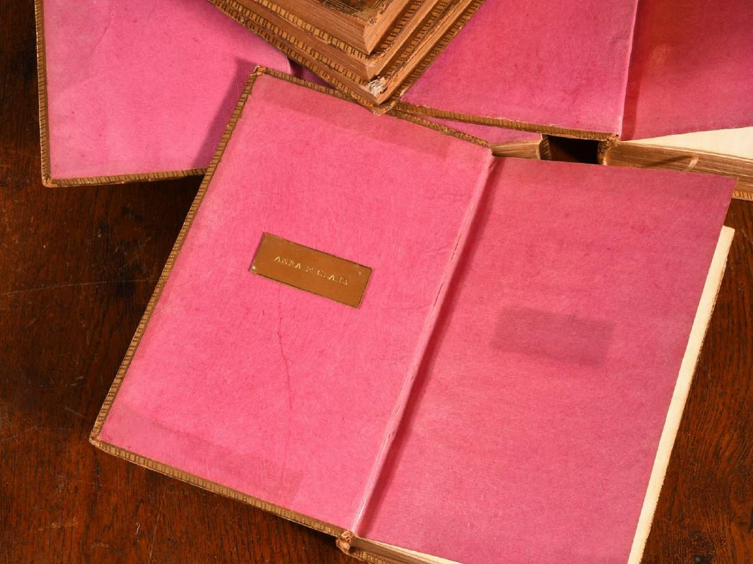 BOOKS: (6) Vols Works of Moliere 1788 French - 4