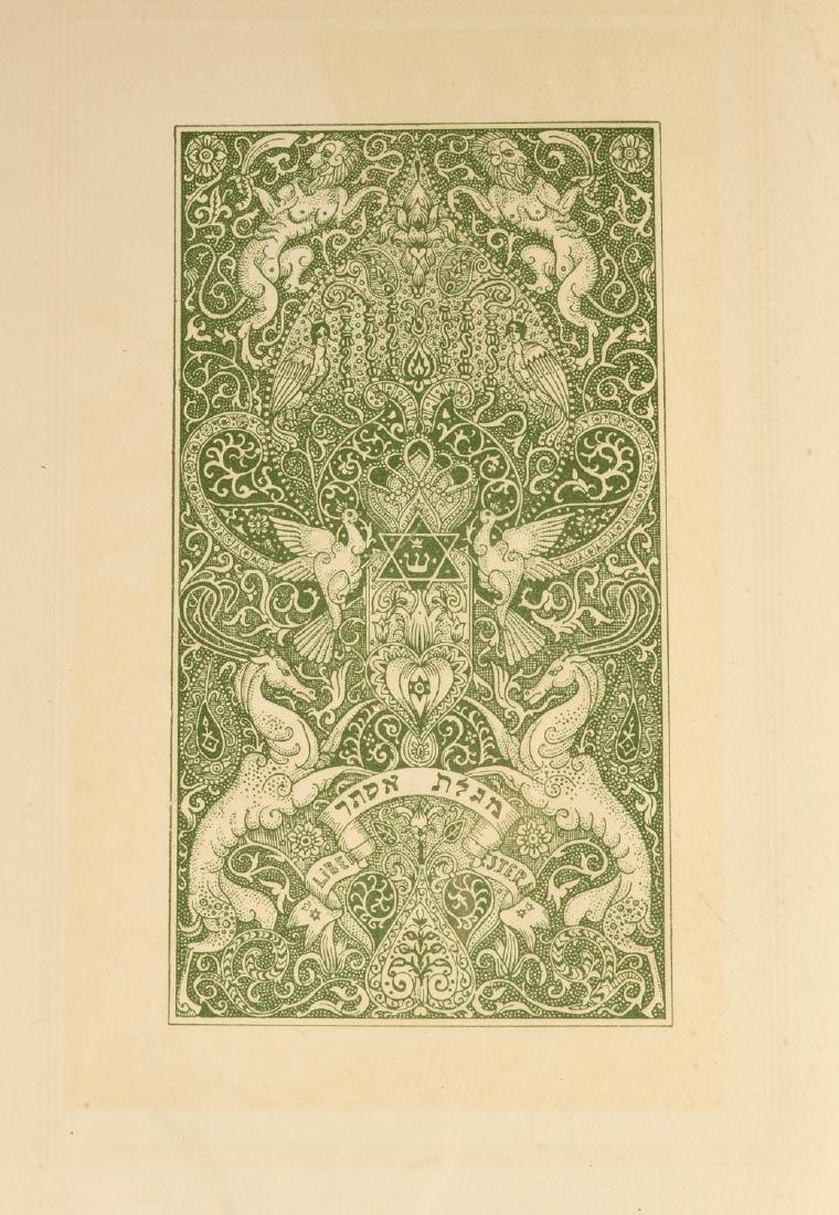 BOOKS: [Arthur Syzk] Book of Esther 1926 Ltd Ed - 4