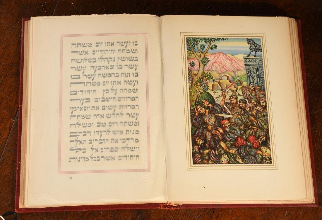 BOOKS: [Arthur Syzk] Book of Esther 1926 Ltd Ed - 6