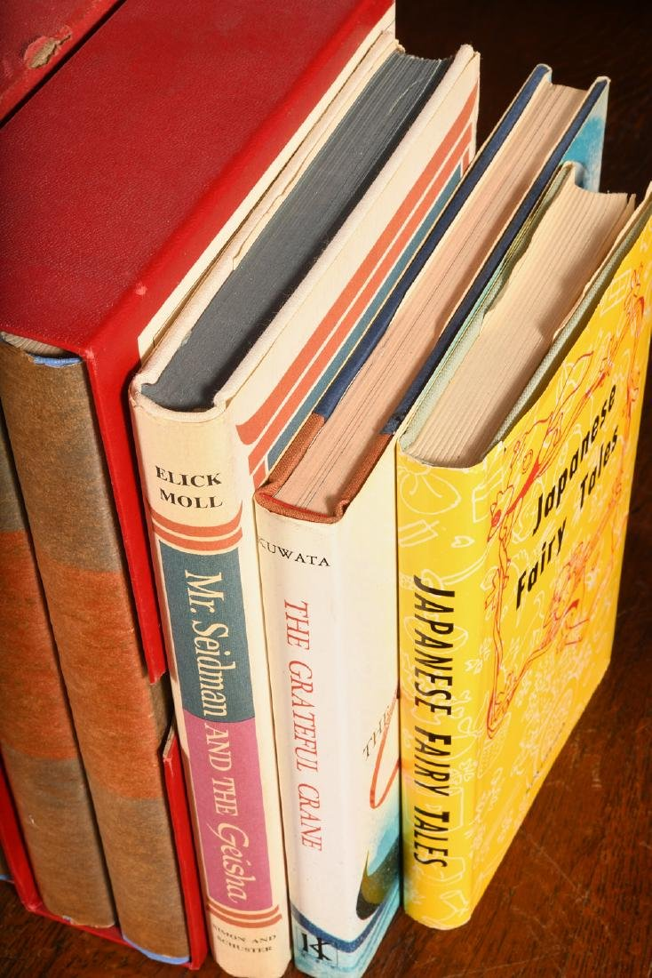 BOOKS: (10) Vols Japanese Literature in English - 2