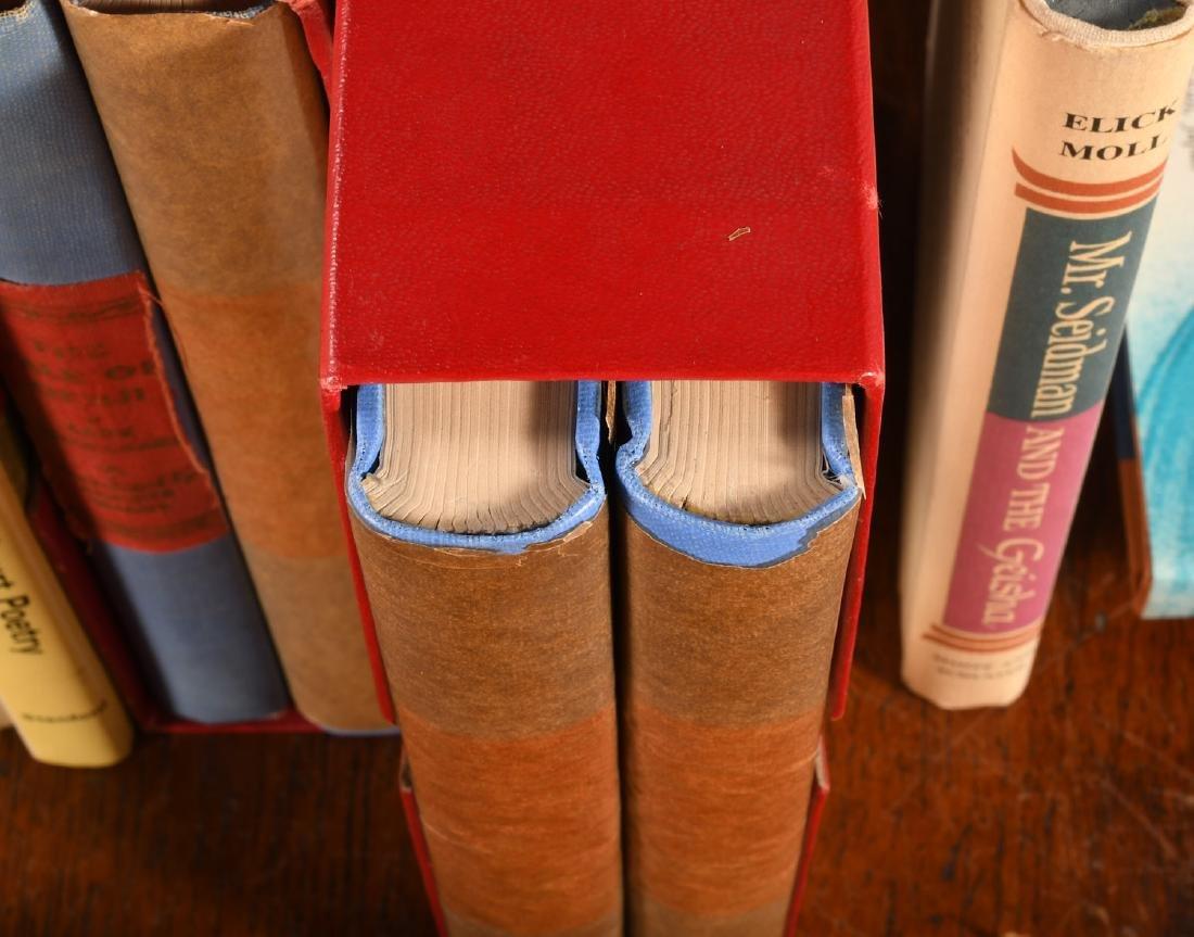 BOOKS: (10) Vols Japanese Literature in English - 3