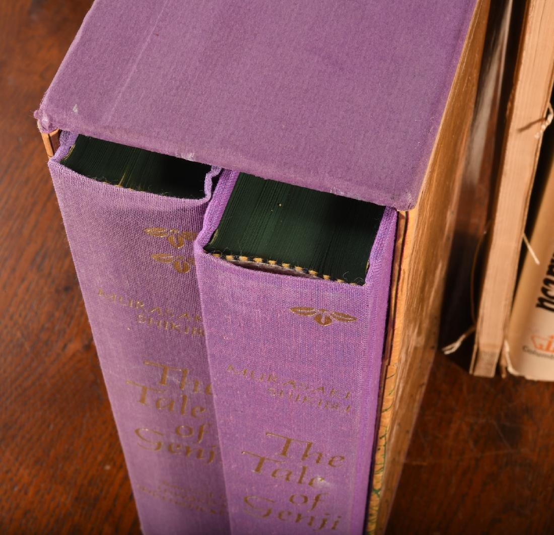 BOOKS: (10) Vols Japanese Literature in English - 4