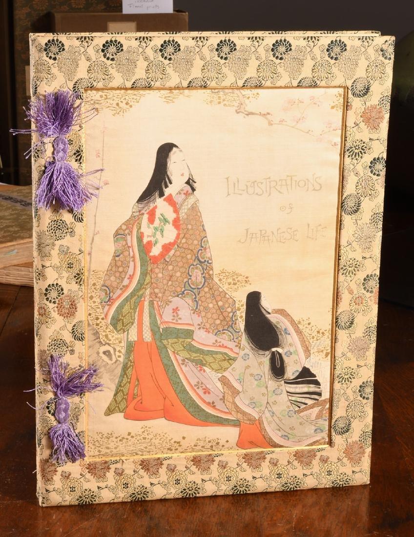 BOOKS: Takashima 1896 Japanese Life Color Plates