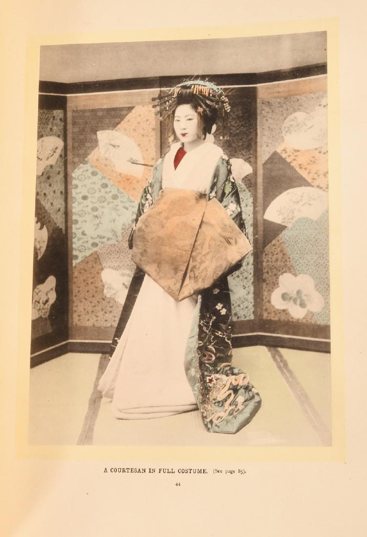 BOOKS: Takashima 1896 Japanese Life Color Plates - 5