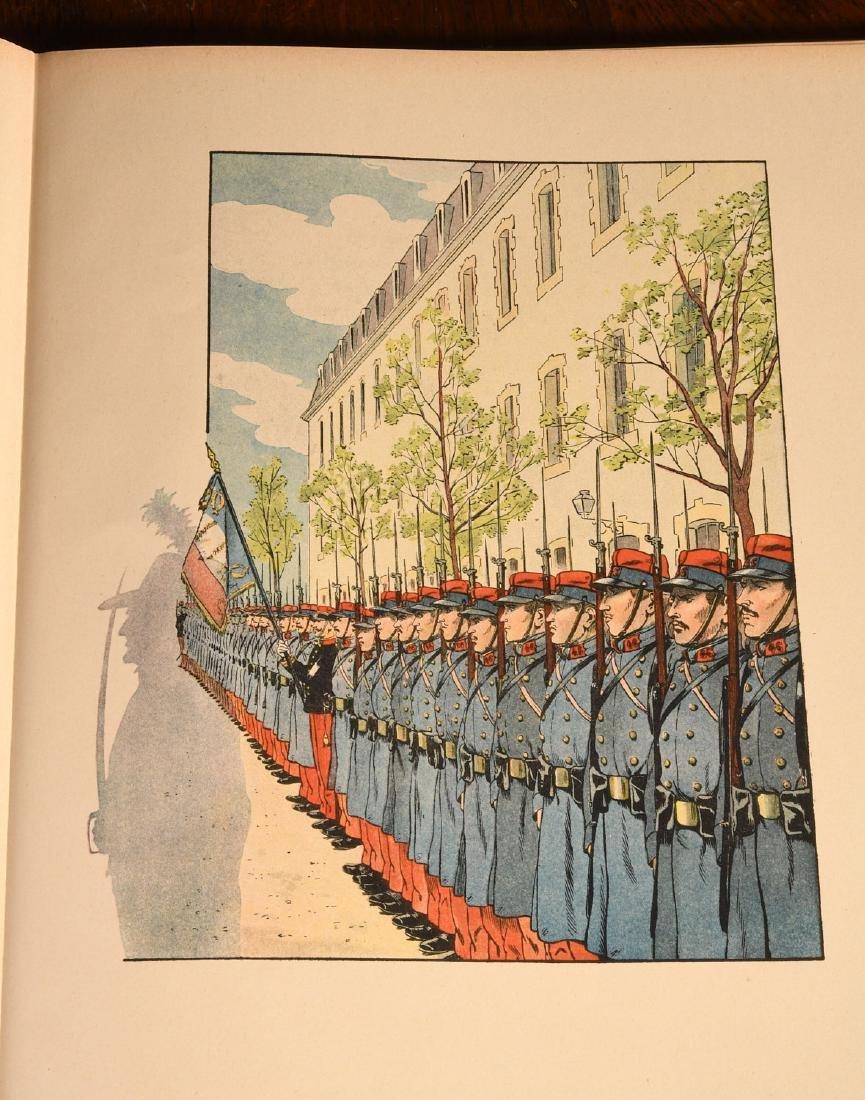 BOOKS: (2) Illustrated by JOB Auvergne Bonaparte - 3