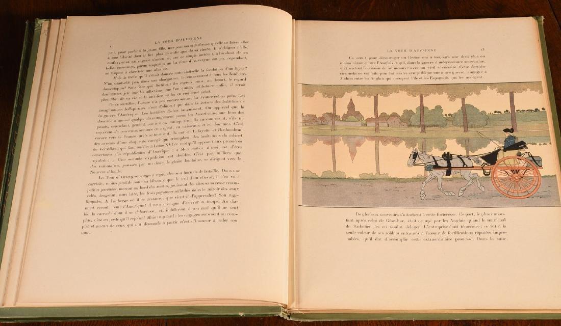BOOKS: (2) Illustrated by JOB Auvergne Bonaparte - 4