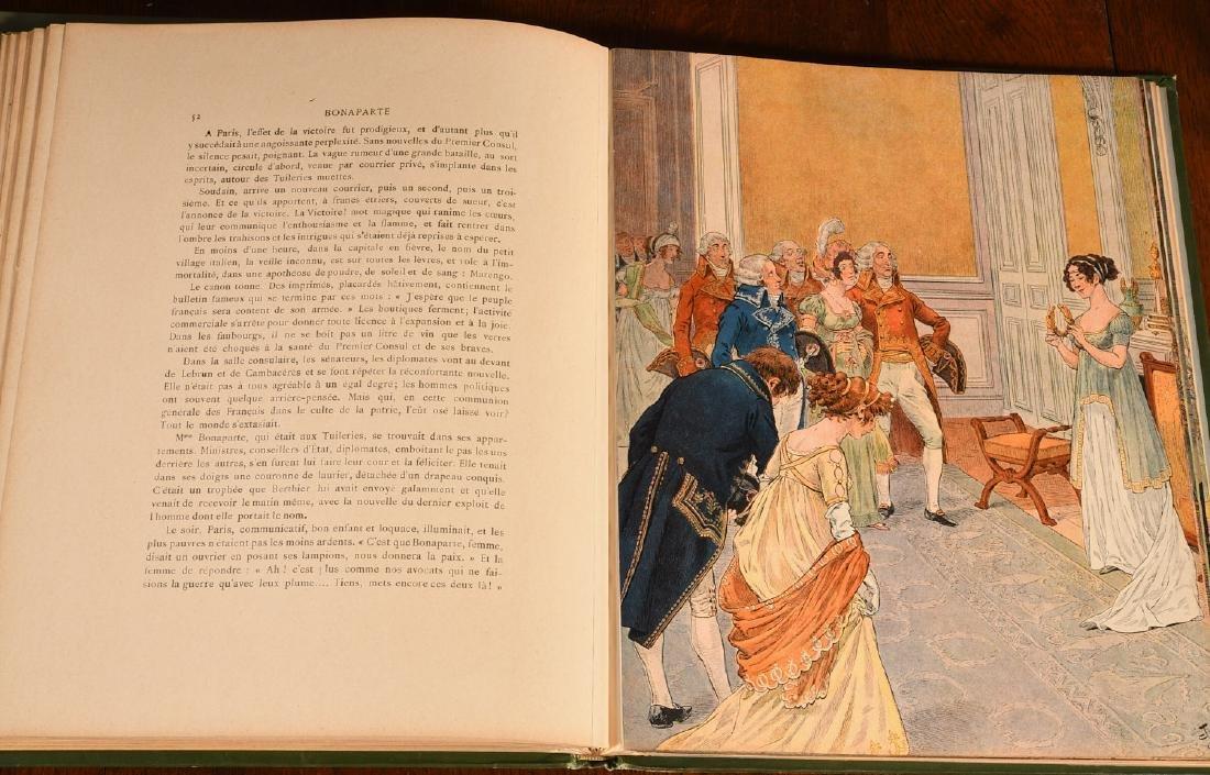 BOOKS: (2) Illustrated by JOB Auvergne Bonaparte - 7