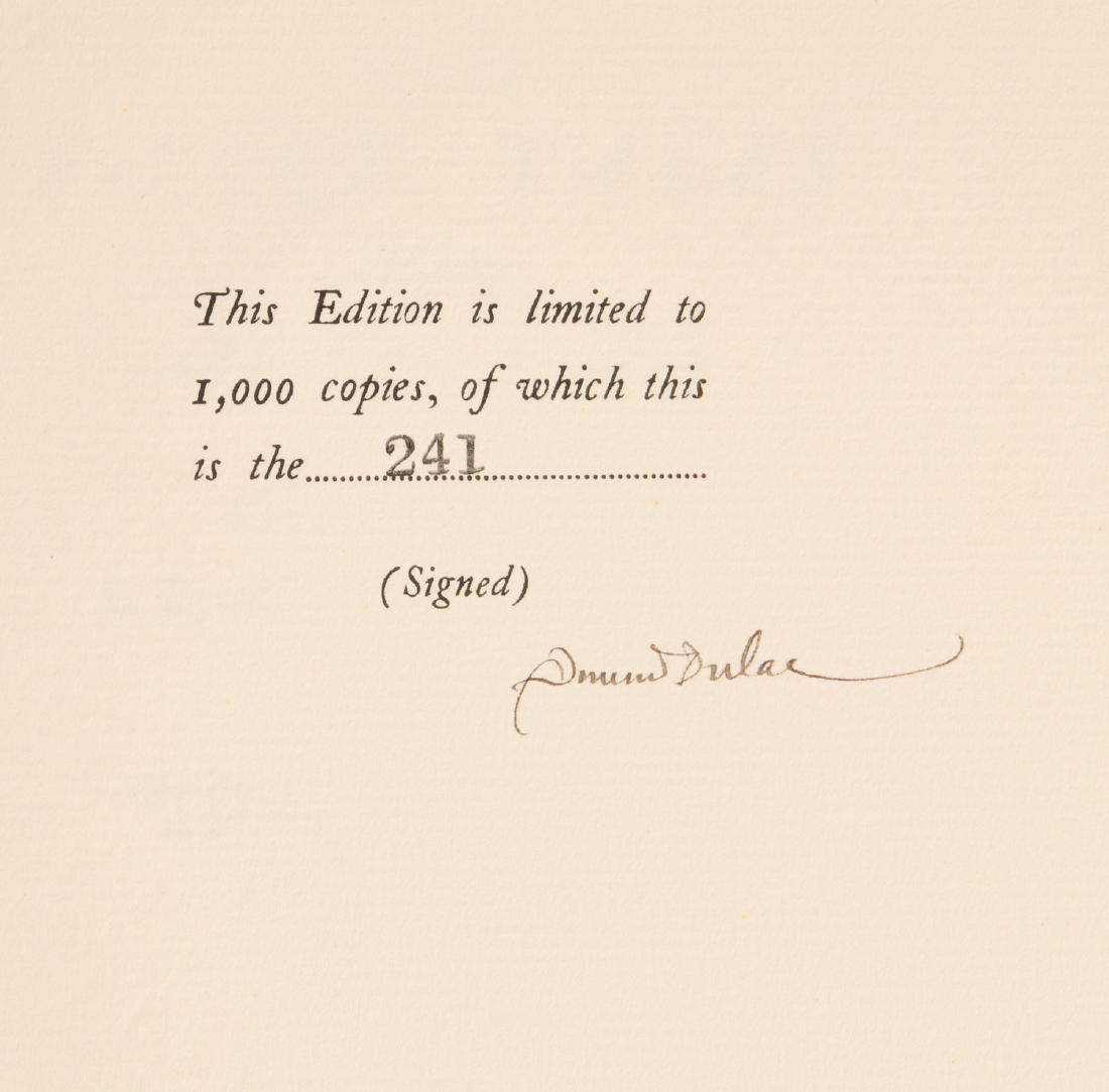 BOOKS: Fairy Garland SIGNED Dulac Ltd Ed 1928 - 2