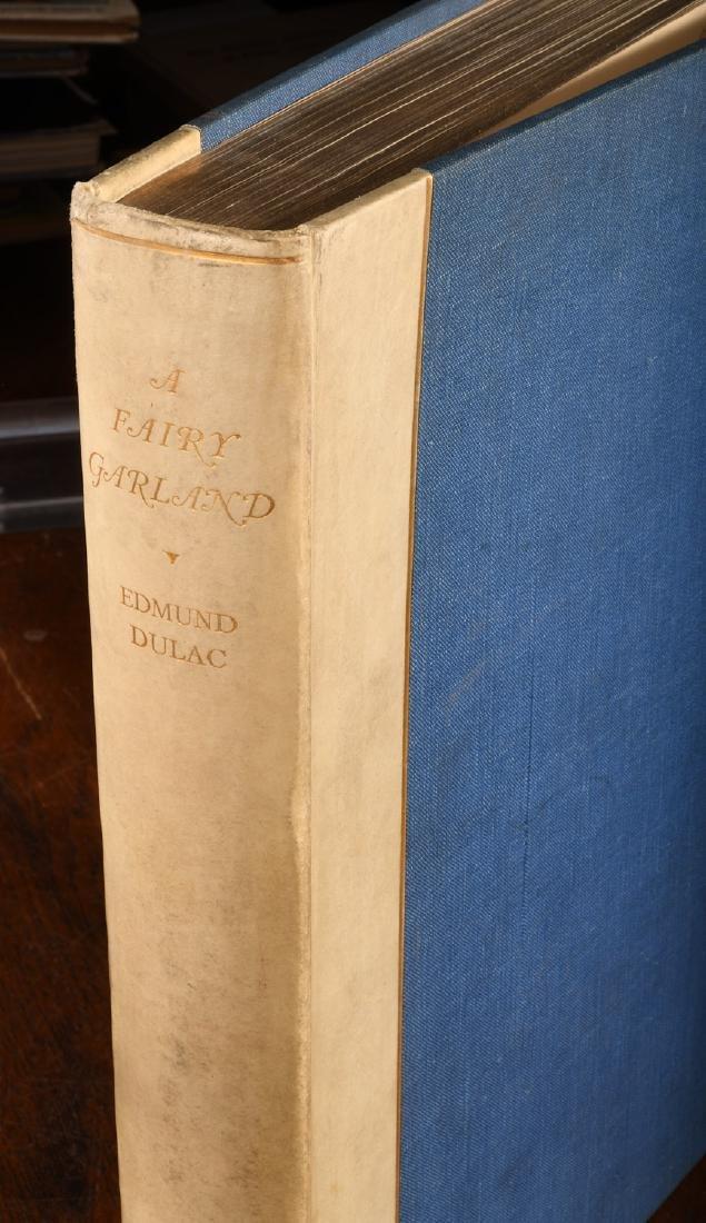 BOOKS: Fairy Garland SIGNED Dulac Ltd Ed 1928 - 3