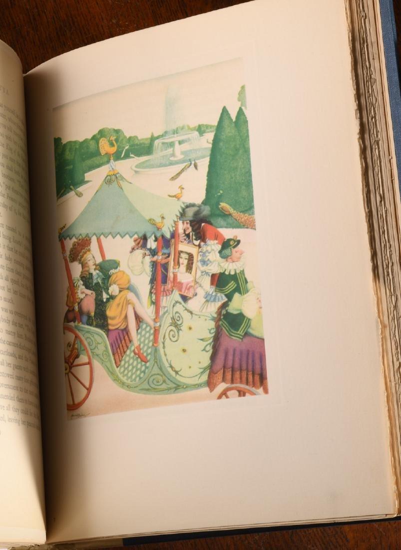 BOOKS: Fairy Garland SIGNED Dulac Ltd Ed 1928 - 5