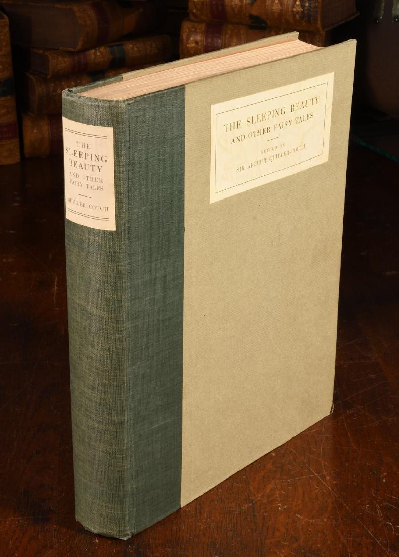 BOOKS: Edmund Dulac 1910 Sleeping Beauty 30 Plates