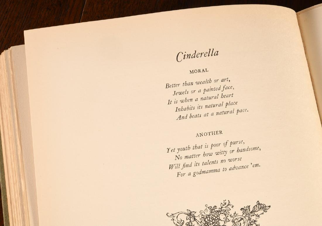 BOOKS: Edmund Dulac 1910 Sleeping Beauty 30 Plates - 9