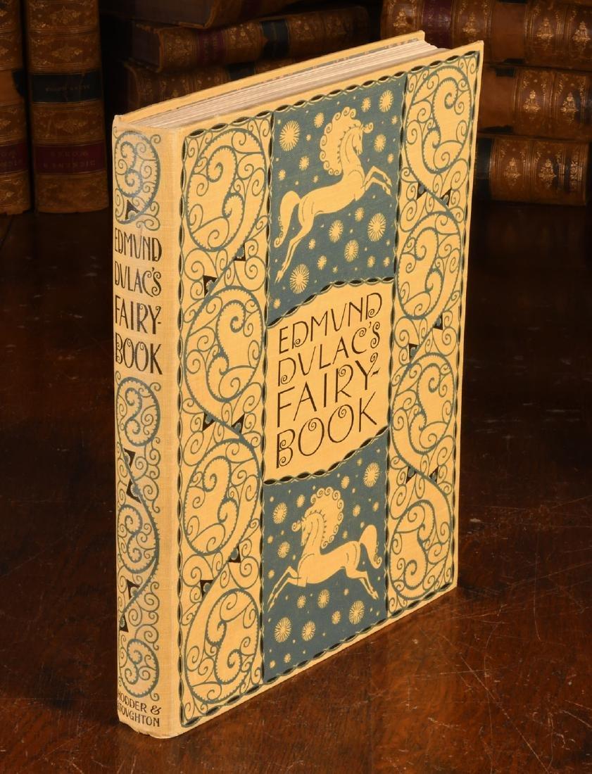 BOOKS: Edmund Dulac's Fairy-Book 1916
