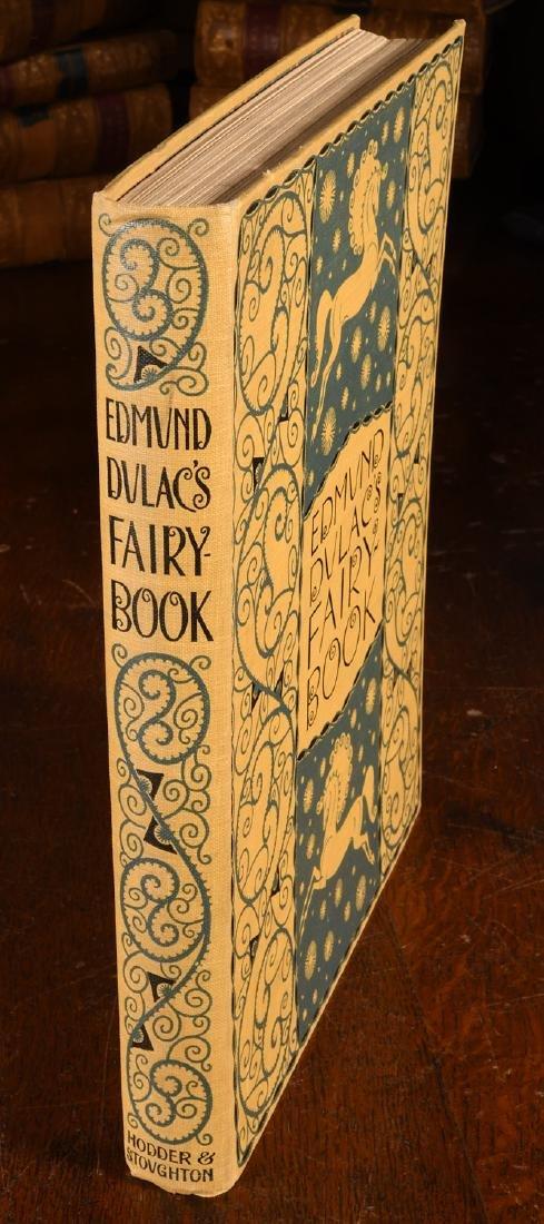 BOOKS: Edmund Dulac's Fairy-Book 1916 - 2