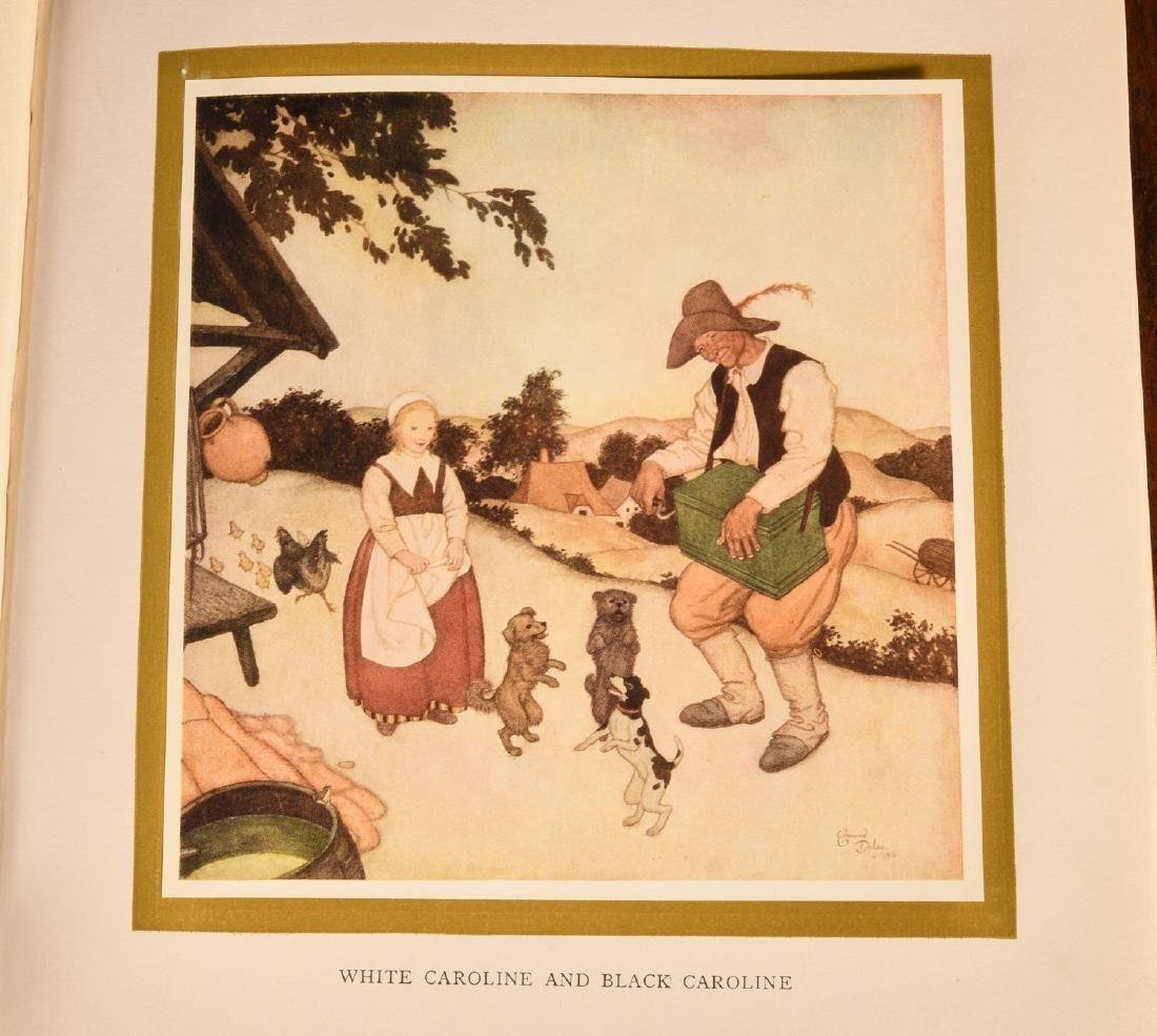 BOOKS: Edmund Dulac's Fairy-Book 1916 - 7