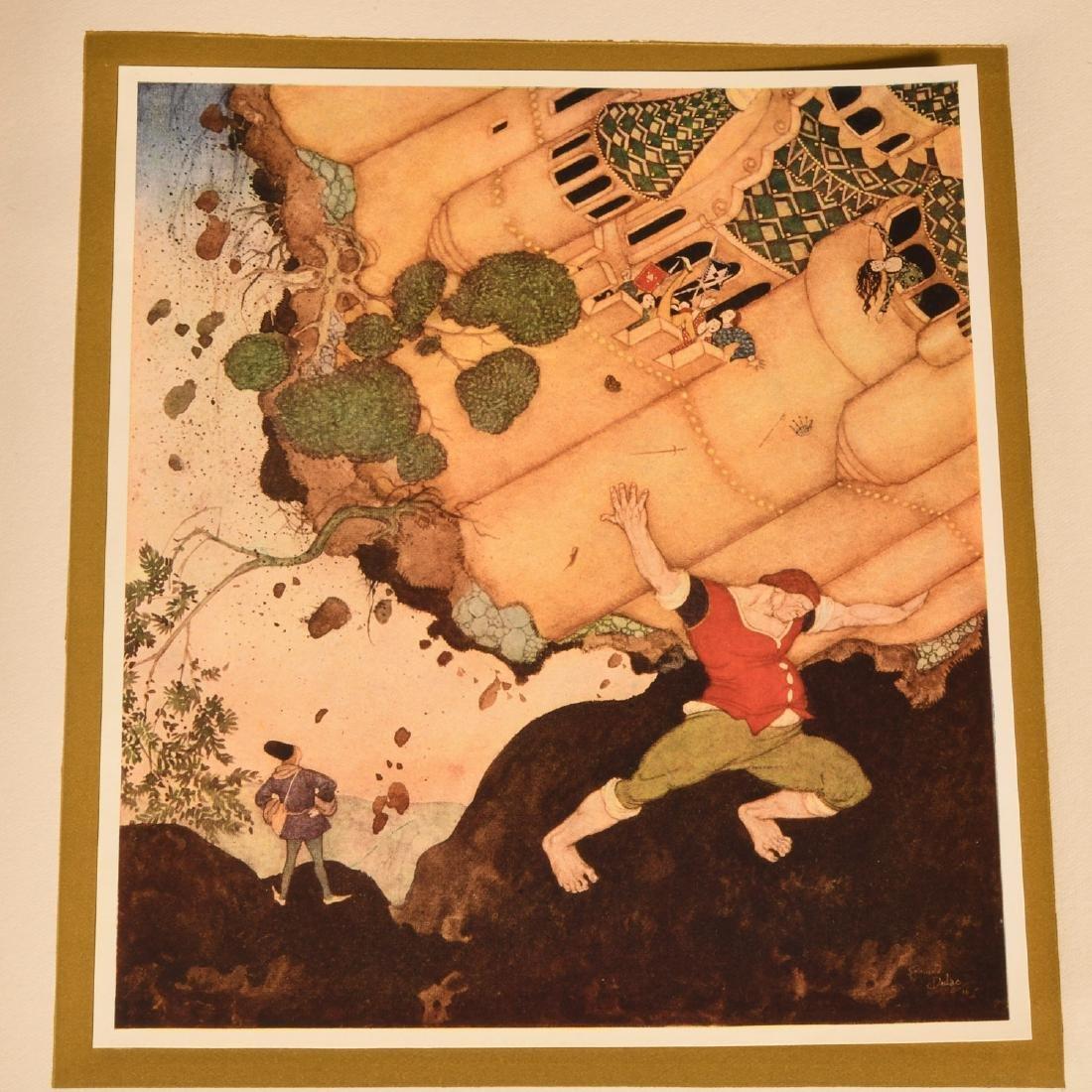 BOOKS: Edmund Dulac's Fairy-Book 1916 - 8