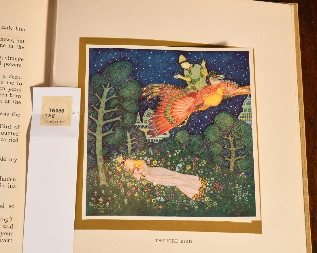 BOOKS: Edmund Dulac's Fairy-Book 1916 - 9