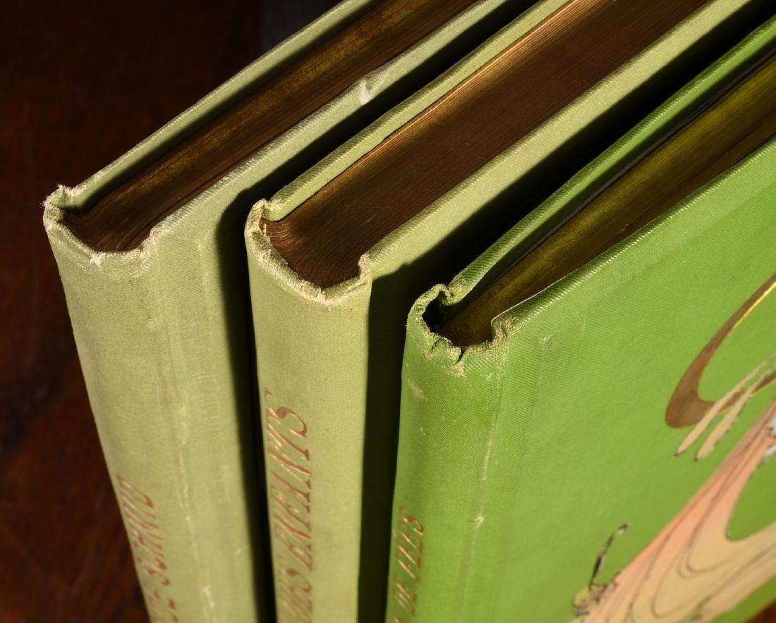 BOOKS: (4) Vols Illustrated French Children's - 2