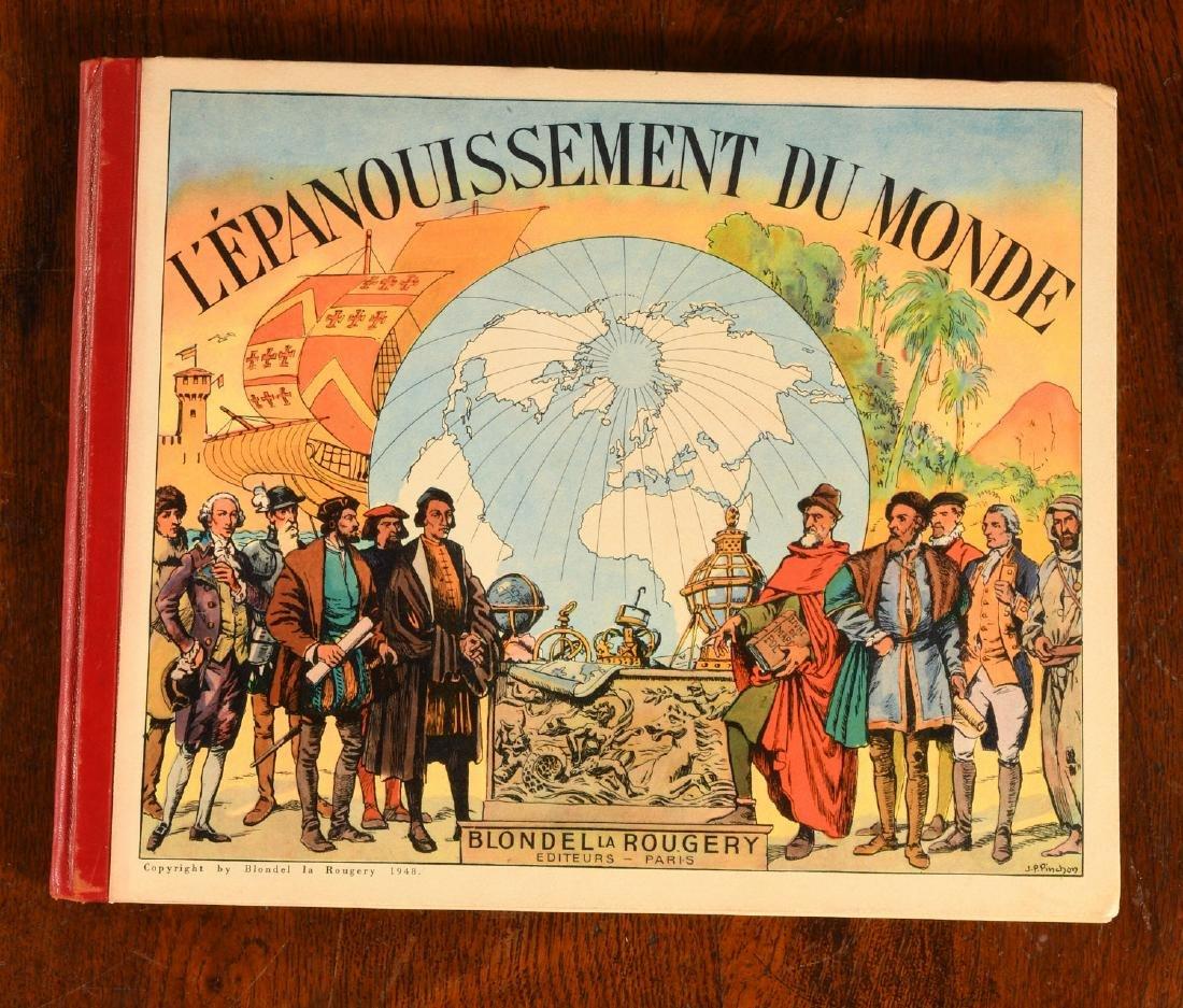 BOOKS: Ltd Ed Signed by Becassine's J. P. Pinchon