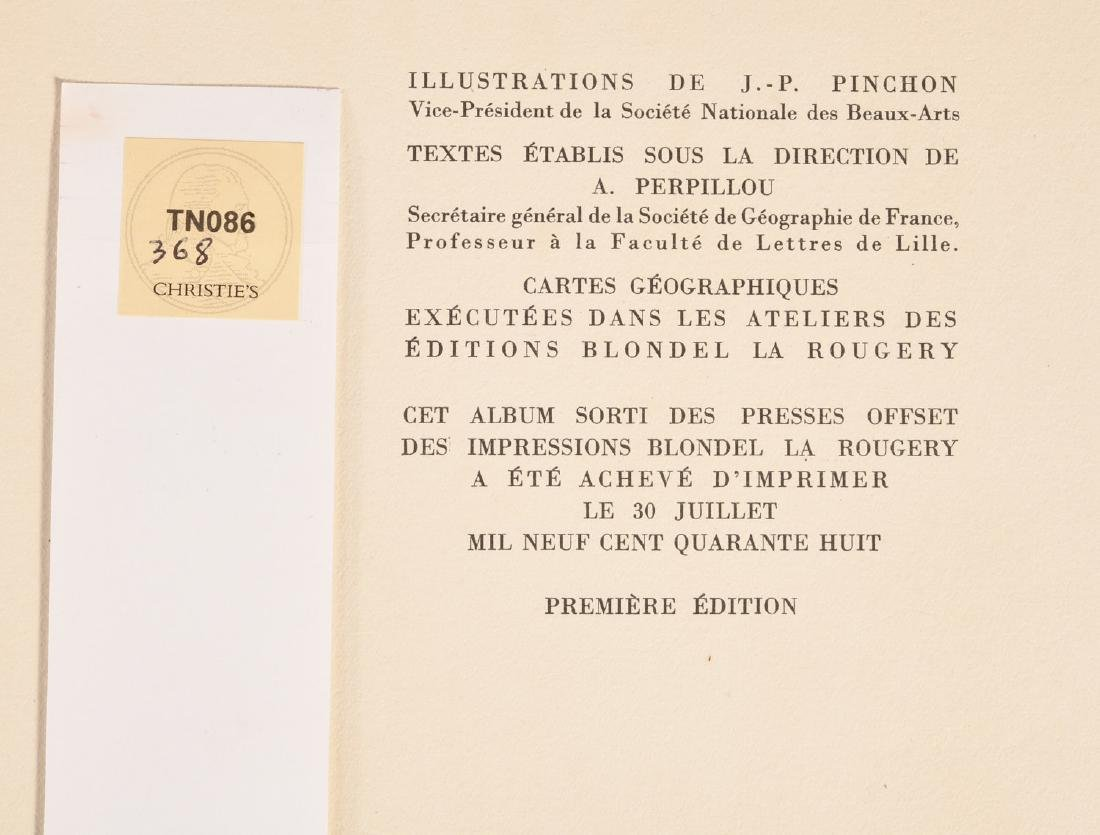 BOOKS: Ltd Ed Signed by Becassine's J. P. Pinchon - 9