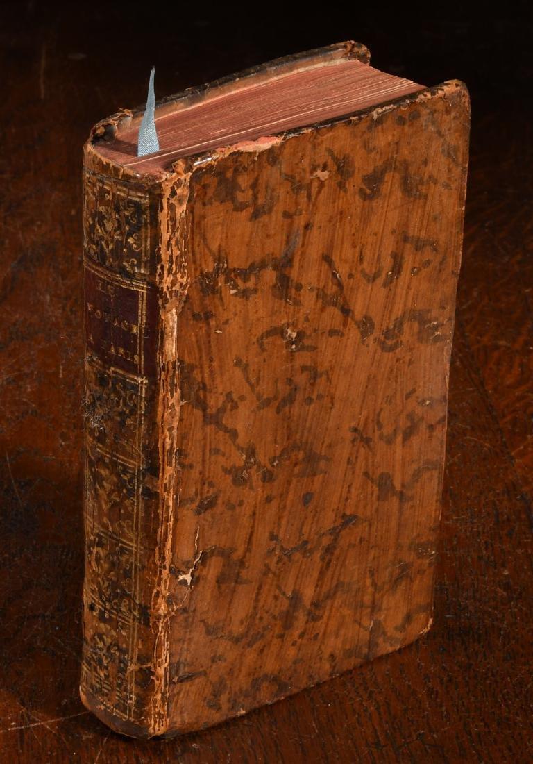 BOOKS: Thiery 1785 Almanach du Voyageur a Paris