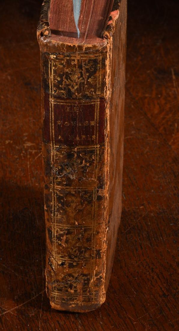 BOOKS: Thiery 1785 Almanach du Voyageur a Paris - 2