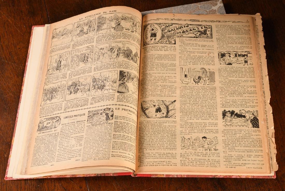 MAGAZINES: French Little Girl FILLETTE 1910-1911 - 4