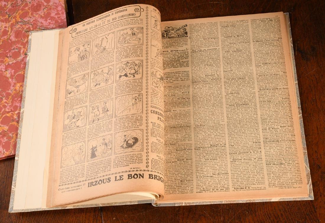 MAGAZINES: French Little Girl FILLETTE 1910-1911 - 6