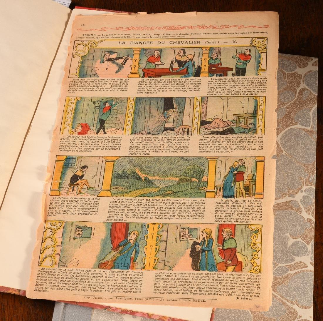 MAGAZINES: French Little Girl FILLETTE 1910-1911 - 7