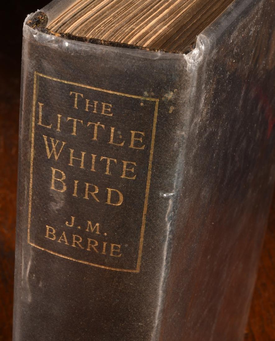 BOOKS: Barrie 1902 Little White Bird 1st PETER PAN - 2