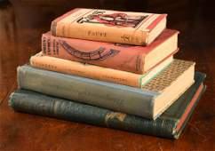 BOOKS 5 Vols Literature Rashomon Don Quixote