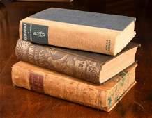 BOOKS 3 Vols History  Exploration Livingstone