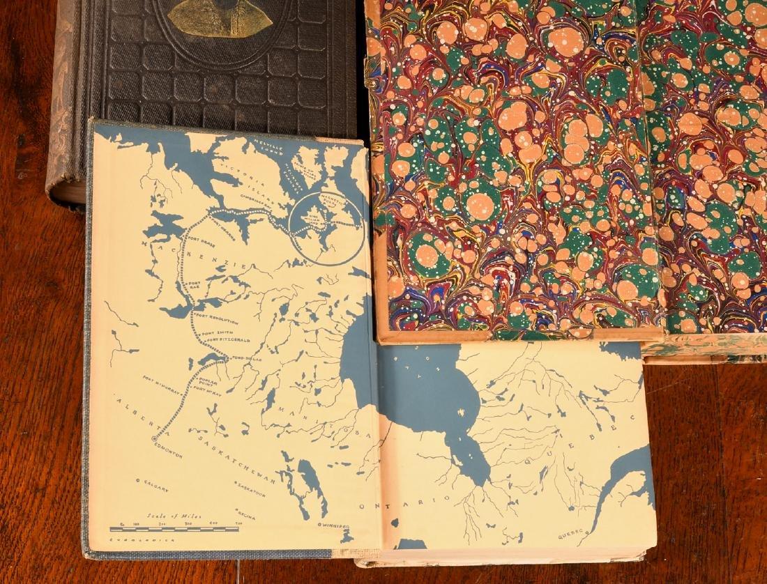 BOOKS: (3) Vols History & Exploration Livingstone - 3