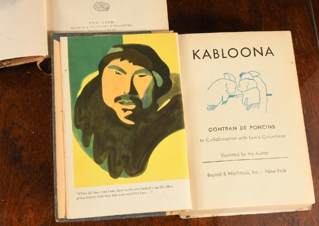 BOOKS: (3) Vols History & Exploration Livingstone - 4