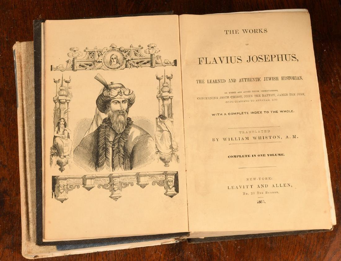 BOOKS: (3) Vols History & Exploration Livingstone - 6