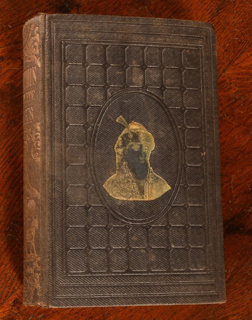 BOOKS: (3) Vols History & Exploration Livingstone - 9