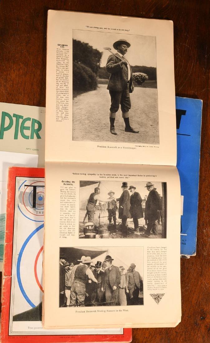 BOOKS: T. Roosevelt Patriotic President 1904 +Misc - 4