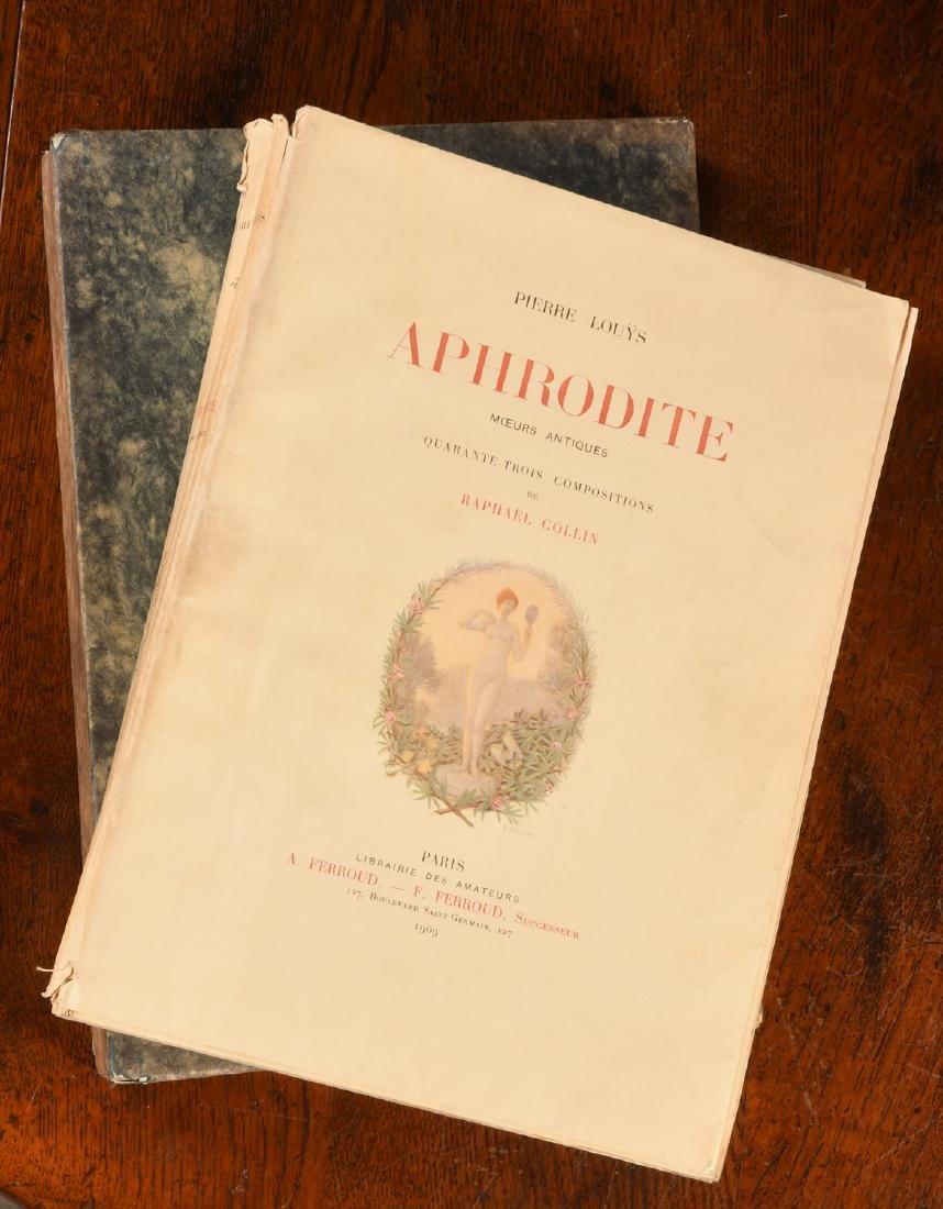 BOOKS: Aphrodite 1904 Raphael Collin Art Ferroud
